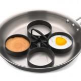 Egg & Pancake Rings