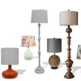 Lamps, Lighting & Ceiling Fans