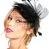Fascinators & Headpieces