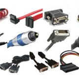 Cables, Adapters & Connectors