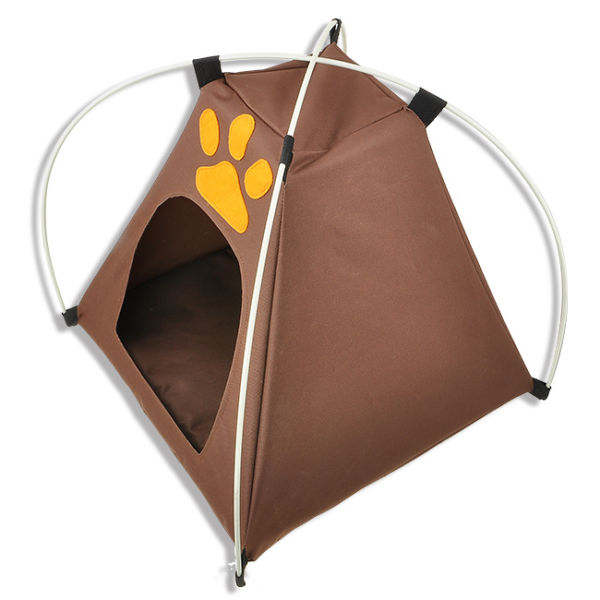 dog cat house pet waterproof tent with footprint house kennel alex. Black Bedroom Furniture Sets. Home Design Ideas