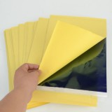 100pcs Tattoo Stencil Thermal Transfer Paper Set Germany Imported Non-toxic Environmentally