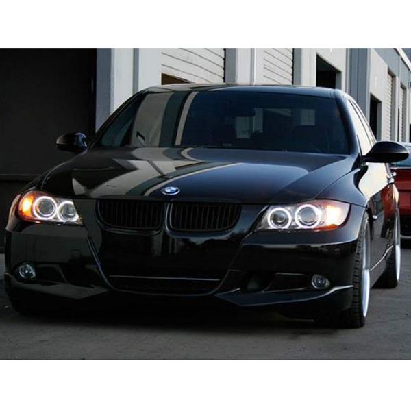 Bmw E90 E91 325i 328i 335i 4d 05 09 Angel Eyes Led Marker