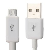 Micro USB Port USB Data Cable for Samsung Galaxy S IV / i9500 / S III / i9300 /Note II / N7100 / i9220 / i9100 / i9082 , Nokia, Sony Ericsson, LG, BlackBerry, HTC, Amazon Kindle, Length: 5m  (White)