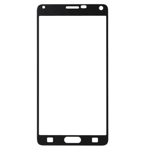 LOPURS 0.3mm Silk-screen Explosion-proof Full Screen Tempered Glass Film for Samsung