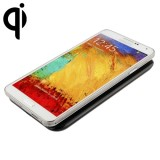 Qi Standard Ultra Slim Wireless Charger Mat / Wireless Charging Transmitter for Samsung Galaxy Note III / N9000,Nokia Lumia 920 / Lumia 820 / LG Nexus 4 / HTC 8X / Droid DNA / Samsung Galaxy S2I / Samsung Note II / Galaxy S4 / i9500 (Black)