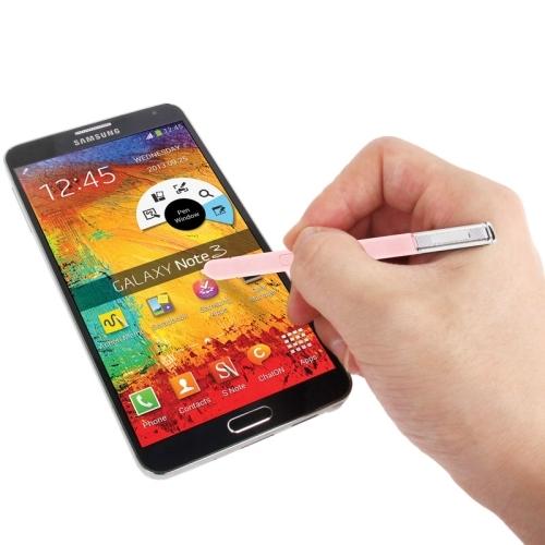 Smart Pressure Sensitive S Pen / Stylus Pen for Samsung Galaxy Note III / N9000  (Pink)