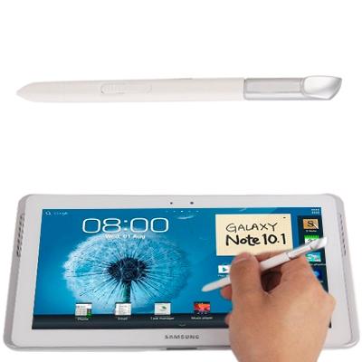 Smart Pressure Sensitive S Pen / Stylus Pen for Samsung Galaxy Note 10.1 / N8000 / N8010  (White)