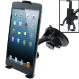 Universal In-car Mobile Holder for iPad mini 1 / 2 / 3 / New iPad  (iPad 3) / iPad 2 / iPad / Others Tablet PC , Adjustable Holding width from 100 to 220mm (Black)