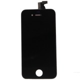 3 in 1  (High Quality LCD, Touch Pad, LCD Frame) Screen LCD & Digitizer Assembly for iPhone 4S (Black)