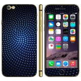 Bubble Pattern Mobile Phone Decal Stickers for iPhone 6 Plus