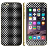 Oval Pattern Mobile Phone Decal Stickers for iPhone 6 Plus