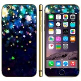 Star Pattern Mobile Phone Decal Stickers for iPhone 6 Plus