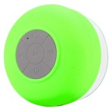 Mini Waterproof Bluetooth V2.1 Speaker for iPad / iPhone / Other Bluetooth Mobile Phone, Support Handfree Function, Waterproof Level: IPX4, BTS-06 (Green)