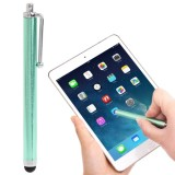 High-Sensitive Touch Pen / Capacitive Stylus Pen for iPhone 5 & 5S & 5C / 4 & 4S, iPad Air / iPad 4 / iPad mini 1 / 2 / 3 / New iPad  (iPad 3) / iPad 2 / iPad and All Capacitive Touch Screen  (Turquoise)
