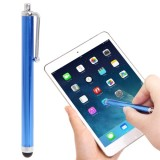 High-Sensitive Touch Pen / Capacitive Stylus Pen for iPhone 5 & 5S & 5C / 4 & 4S, iPad Air / iPad 4 / iPad mini 1 / 2 / 3 / New iPad  (iPad 3) / iPad 2 / iPad and All Capacitive Touch Screen  (Blue)