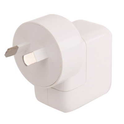 2.1A USB Power Adapter  (AU) Travel Charger for iPad Air 2 / iPad Air / iPad 4 / iPad 3 / iPad 2 / iPad ,iPad mini 1 / 2 / 3, iPhone 6 & 6 Plus, iPhone 5 & 5C & 5S ,iPhone 4 & 4S (White)
