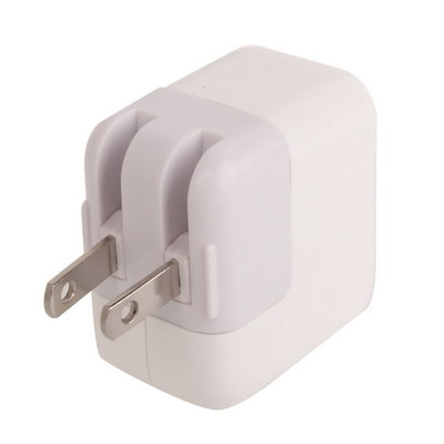 2.1A USB Power Adapter  (US)Travel Charger for iPad Air 2 / iPad Air / iPad 4 / iPad 3 / iPad 2 / iPad ,iPad mini / mini 2 Retina, iPhone 6 & 6 Plus, iPhone 5 & 5C & 5S ,iPhone 4 & 4S (White)