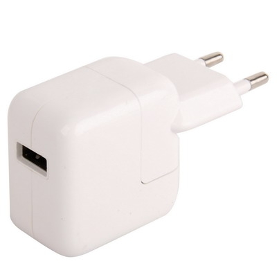 2.1A USB Power Adapter  (EU) Travel Charger for iPad Air 2 / iPad Air / iPad 4 / iPad 3 / iPad 2 / iPad ,iPad mini 1 / 2 / 3, iPhone 6 & 6 Plus, iPhone 5 & 5C & 5S ,iPhone 4 & 4S (White)