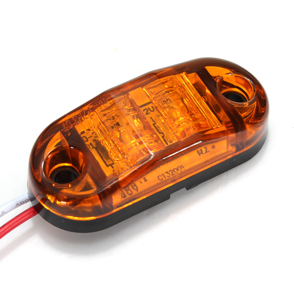 auto marker lights wiring led side marker light car trailers rv clearance lamp e ... mile marker solenoid wiring diagram