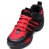Jazz Hip Hop Practice Dance Breathable Sneakers Shoes