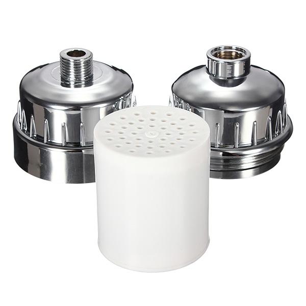 in line bath shower filter chlorine removal water purifier alex nld. Black Bedroom Furniture Sets. Home Design Ideas