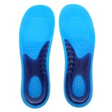 Women Men Gel Orthotic Arch Support Massaging Sport Shoe Insole