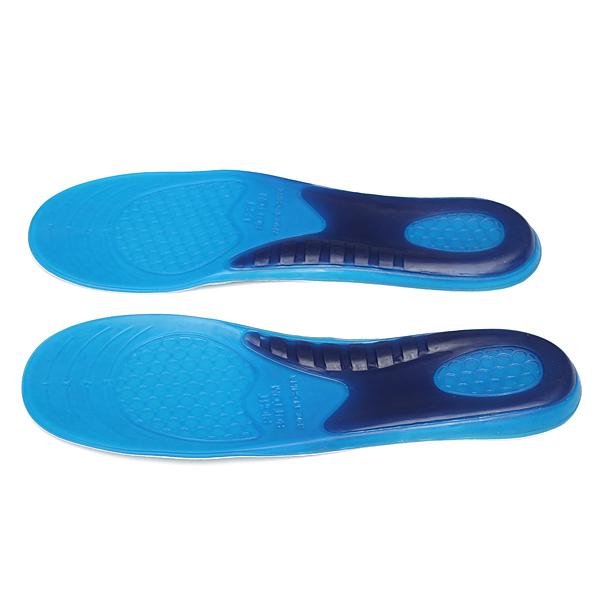 Women Men Gel Orthotic Arch Support Massaging Sport Shoe Insole