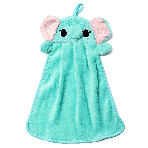 Wipe Hand Drying Towel Coral Fleece Kitchen Dishcloths