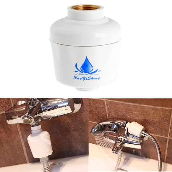 shower water purifier household remove chlorine filter head. Black Bedroom Furniture Sets. Home Design Ideas