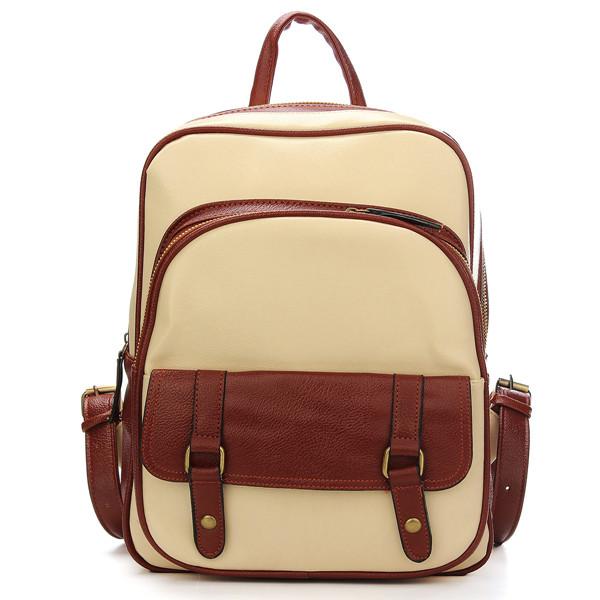 62894c7367 Vintage Women PU Leather Backpack Satchel Shoulder School Bag ·  SKU195668-8. ...