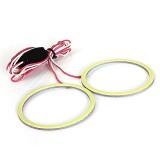 70MM COB LED Angel Eyes Lights Halo Ring Lamp 12V-24V 300LM for BMW