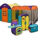 Tents, Tunnels & Playhuts