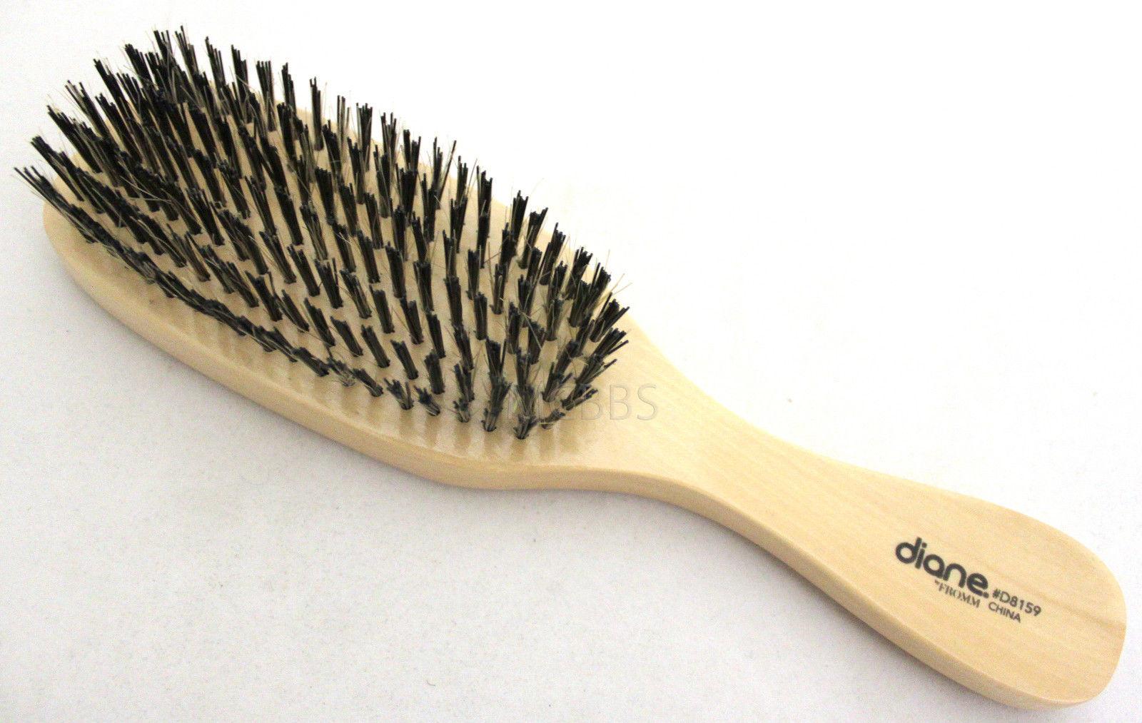 9 7 Row Diane Reinforced Bristle Hair Comb Hair Wave
