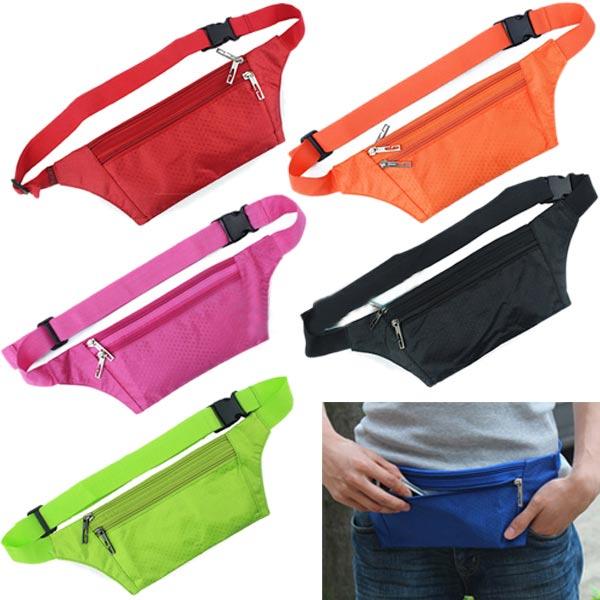 56bbf66d604d Unisex Running Bum Bag Sport Waist Belt Bag