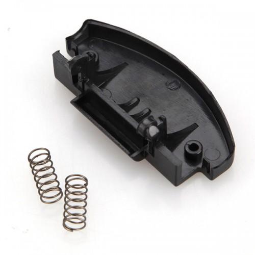 center console armrest repair black latch clip for vw passat b5 jetta bora. Black Bedroom Furniture Sets. Home Design Ideas