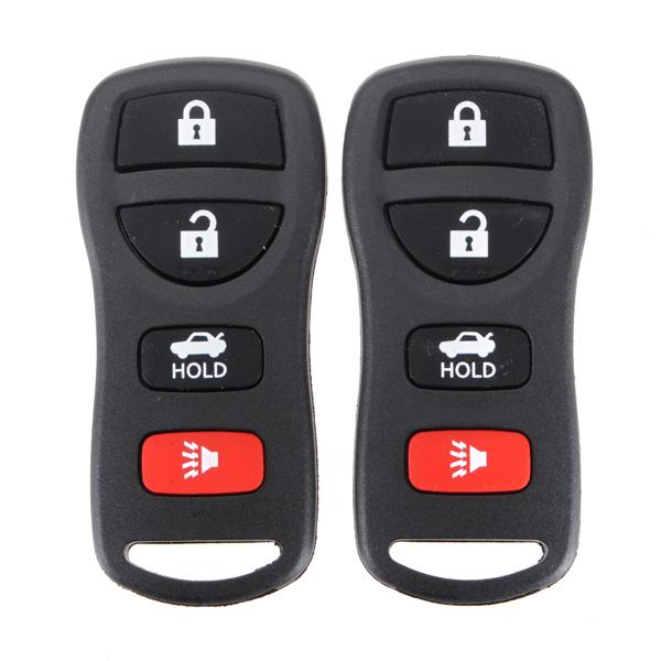 Nissan Sentra Remote Key Keyless Entry Fob Transmitter ...
