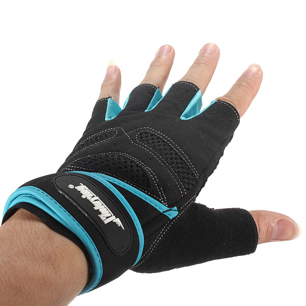 Sports Exercise Gloves Weight Lifting Gym Training Workout