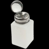200ml Push Down Alcohol and Liquid Container Bottle