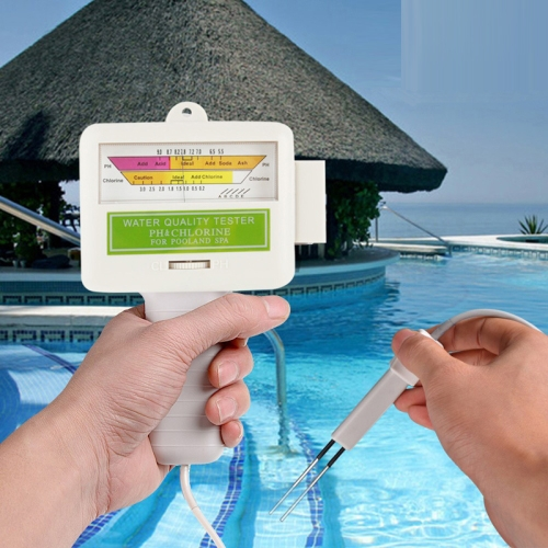 Home swimming pool water ph cl2 tester cable length 1 - Swimming pool equipment philippines ...