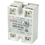 SSR-25DA Solid State Relay For PID Temperature Controller