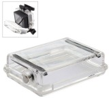 ST-172 Waterproof Backdoor for GoPro Hero 3 Bacpac LCD Screen (Transparent)