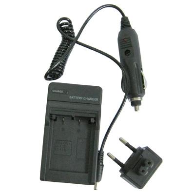Digital Camera Battery Charger for OLYMPUS Li-10B/ Li-12B/ DBL10