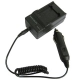 2 in 1 Digital Camera Battery Charger for Samsung SLB-0937