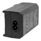 2 in 1 Digital Camera Battery Charger for Olympus Li-40B / Li-42B