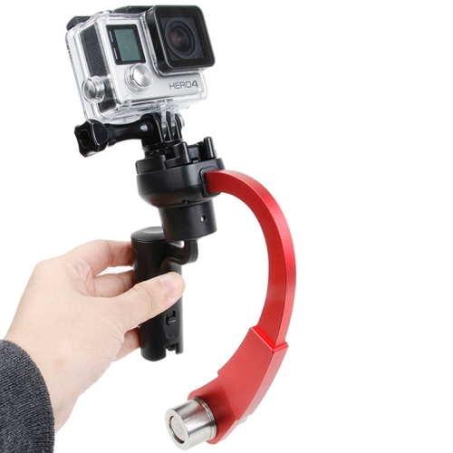 special stabilizer bow type balancer selfie stick monopod mini tripod for gopro hero 4 3 3. Black Bedroom Furniture Sets. Home Design Ideas
