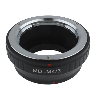 minolta md lens to olympus m4/3 lens mount stepping ring