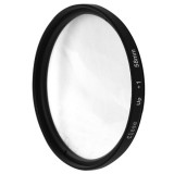 6 in 1 58mm Close-Up Lens Filter Macro Lens Filter + Filter Adapter Ring for GoPro HERO3