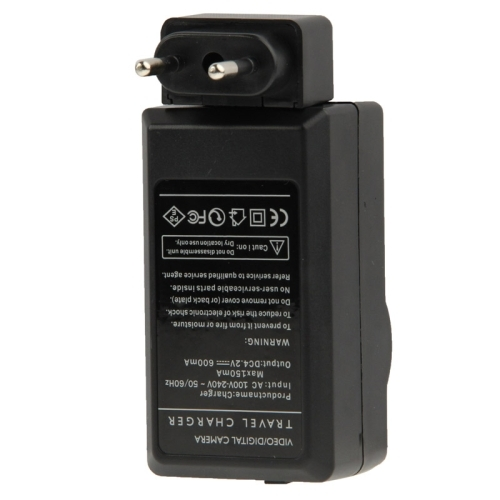 3 in 1 Digital Camera Dual Battery Car Charger for GoPro HERO 3+ / 3  AHDBT-201 / AHDBT-301  (EU Plug)