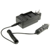 3 in 1 Digital Camera Dual Battery Car Charger for GoPro HERO 3+ / 3  AHDBT-201 / AHDBT-301  (AU Plug)